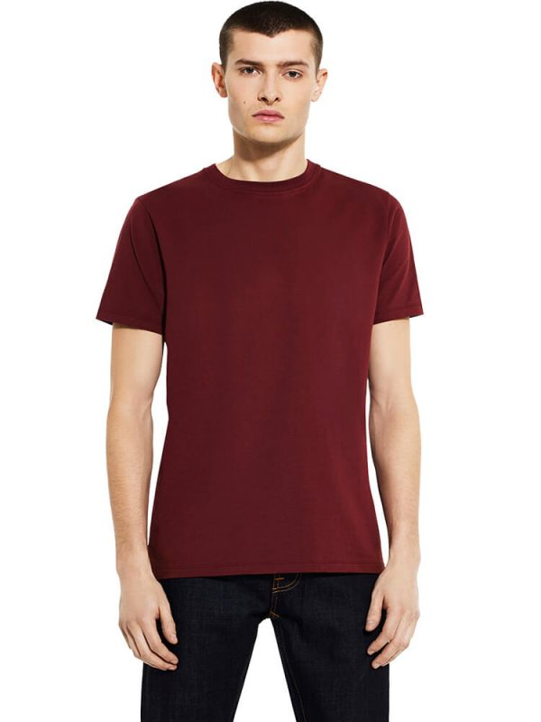 Earth Positive men's unsex heavy jersey t-shirt EP18.