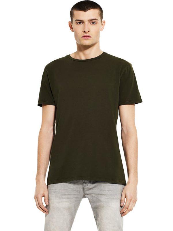 Men's organic garment dyed t-shirts EP30.