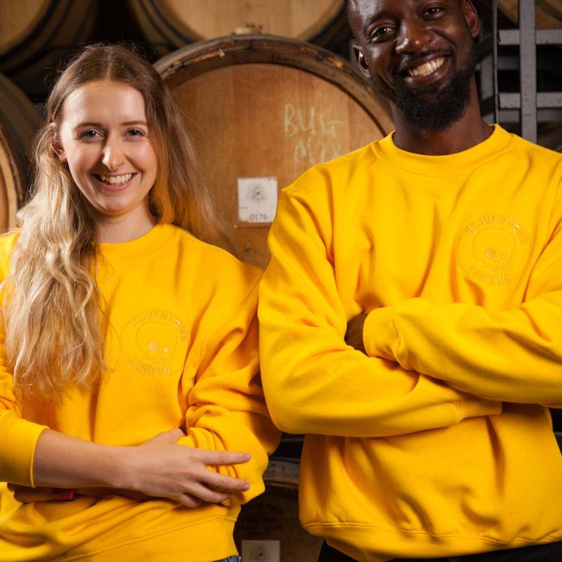 Printed T-Shirts Staff Uniform Information Age - London Sweatshirts