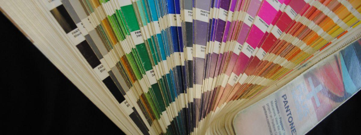 Pantone Colours and Screen Printed Tees