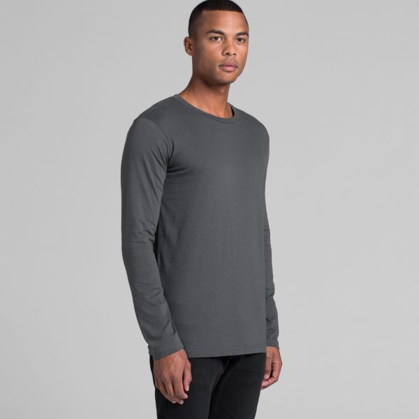 AS Colour mens Ink long sleeve t-shirt 5009.