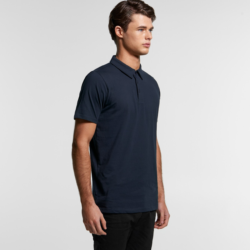 AS Colour at Fifth Column Ready for Print & Embroidery - polos