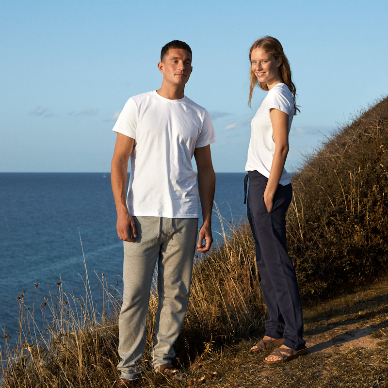 Neutral at Fifth Column - Sustainable Merchandise, Ethical Screen Printing pants