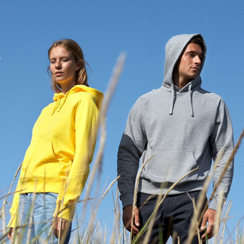 Neutral at Fifth Column - Sustainable Merchandise, Ethical Screen Printing hooded tops