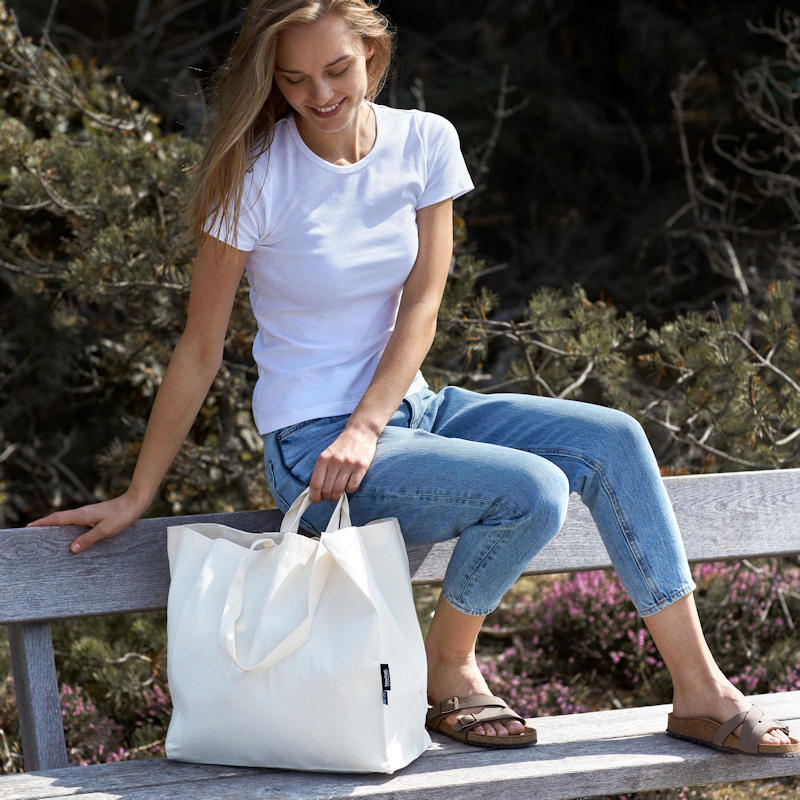 Neutral at Fifth Column - Sustainable Merchandise, Ethical Screen Printing bags