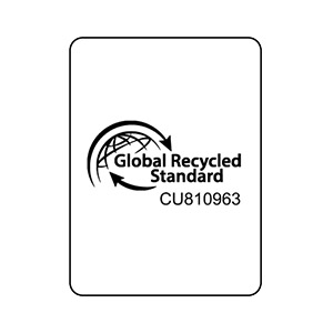 Neutral Certified Responsibility Global Recycled Standard logo.
