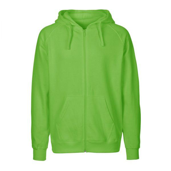 Neutral Organic Zip Hoodie O63301 1