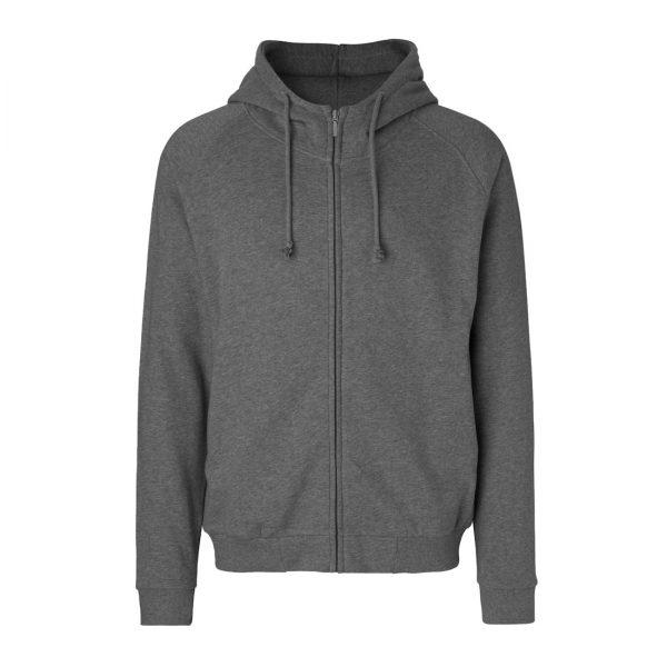 Neutral Unisex Zip Hoodie O63401 1