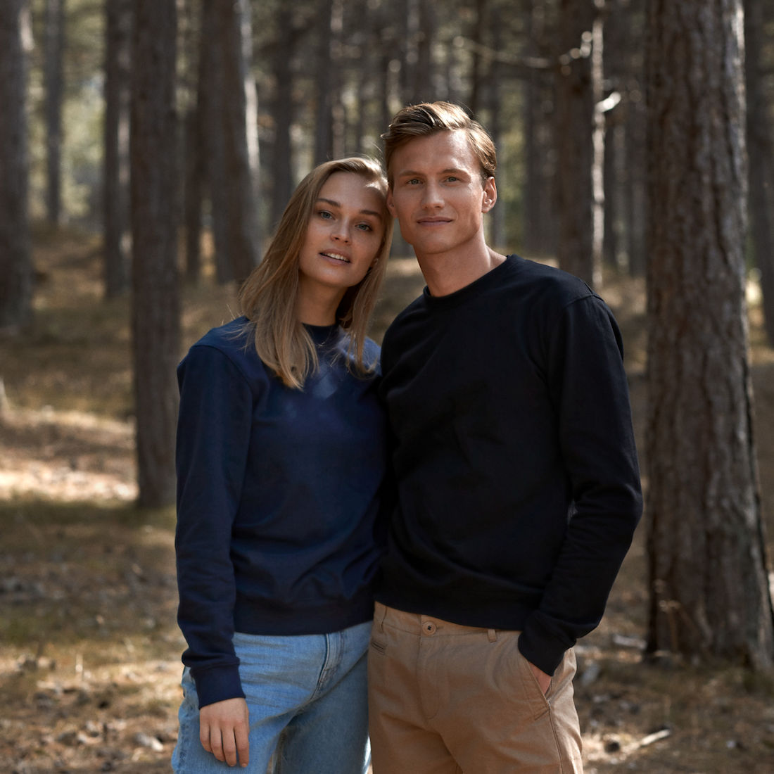 Neutral Workwear Sweatshirt O69301