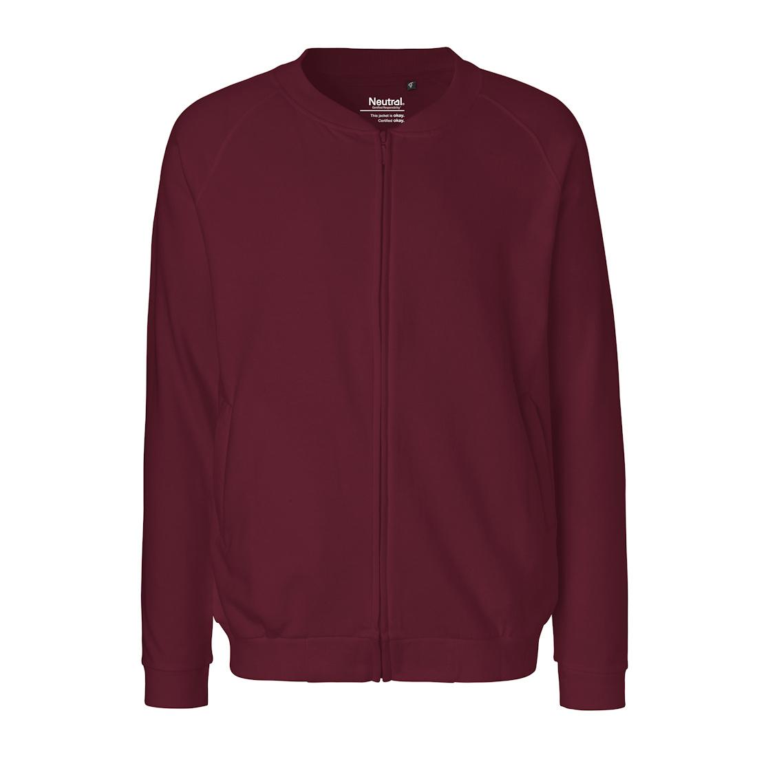 Neutral Organic Jacket O73501 1