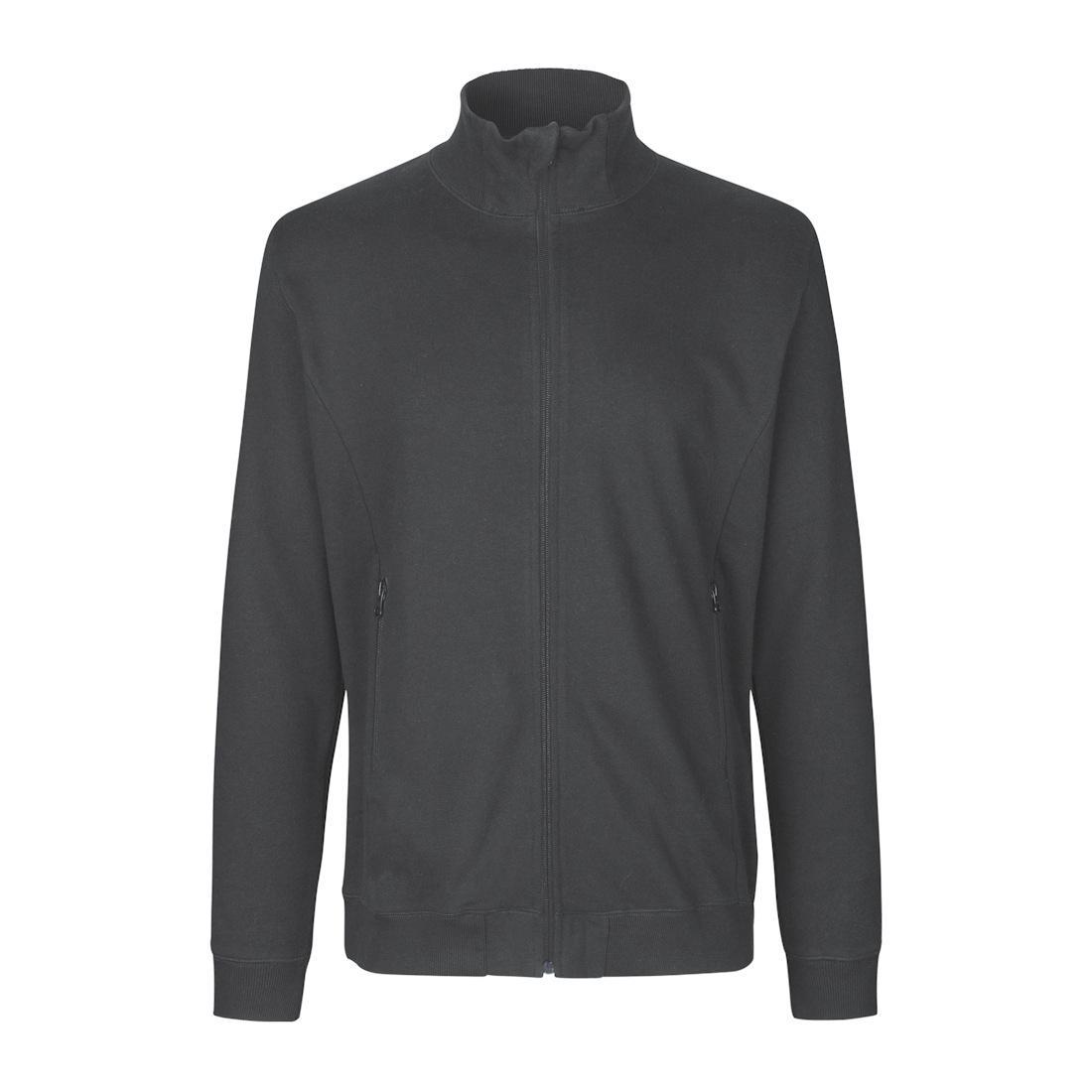Neutral High Neck Jacket O73601 1