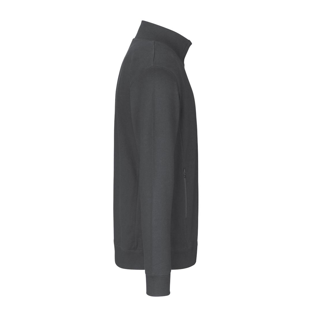Neutral High Neck Jacket O73601 2