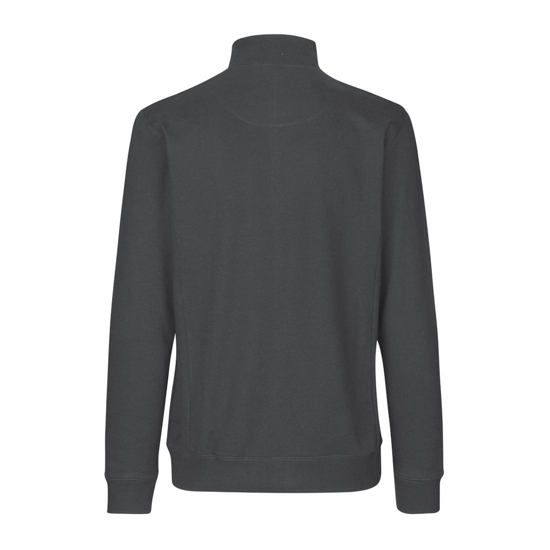 Neutral High Neck Jacket O73601 3
