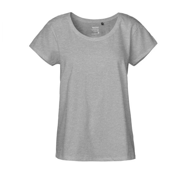 O81003 LADIES LOOSE FIT T-SHIRT 1