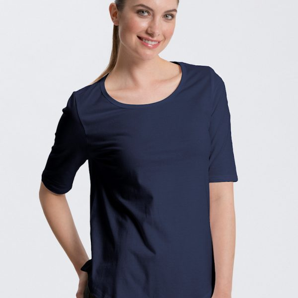O81004 LADIES HALF SLEEVE T-SHIRT 1