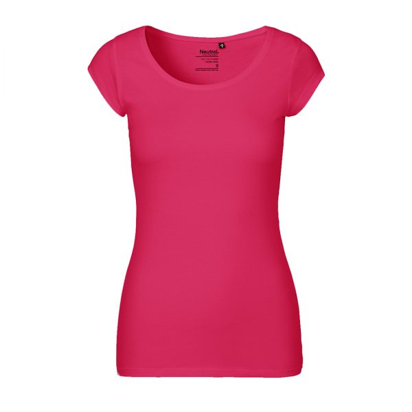 O81010 LADIES ROUNDNECK T-SHIRT 1
