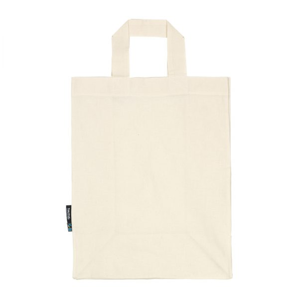 Neutral Twill Grocery Bag O90005 1