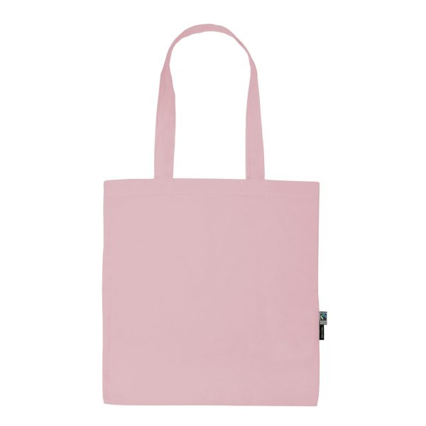 Neutral Long Handle Shopping Bag O90014 1