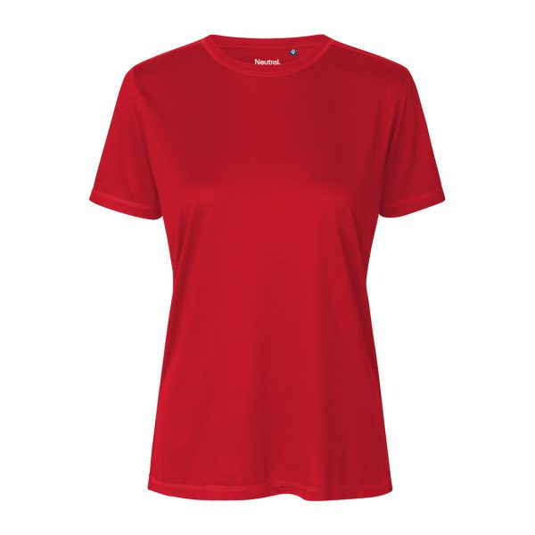 Neutral Ladies Recycled Performance T-Shirt R81001 1
