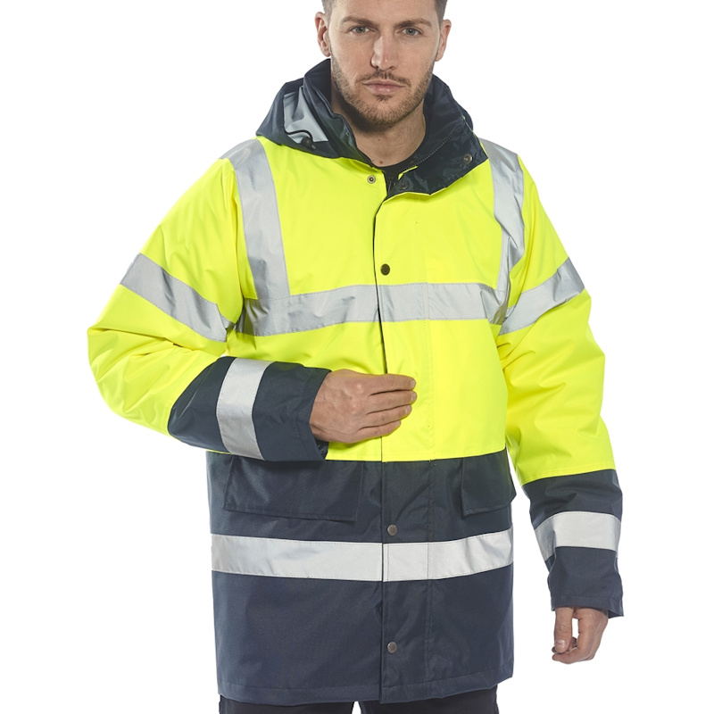 9 of the Best Workwear Garments for Printing and Embroidery - portwest s466 jacket