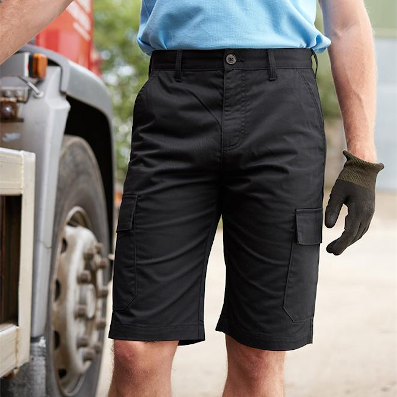 9 of the Best Workwear Garments for Printing and Embroidery - pro RTX RX605 shorts