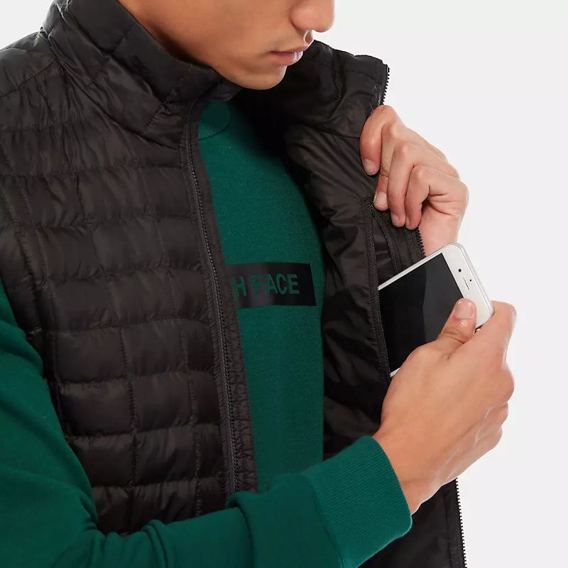 Ethical Workwear - Sustainable Corporate Clothing - North Face Thermoball Gilet