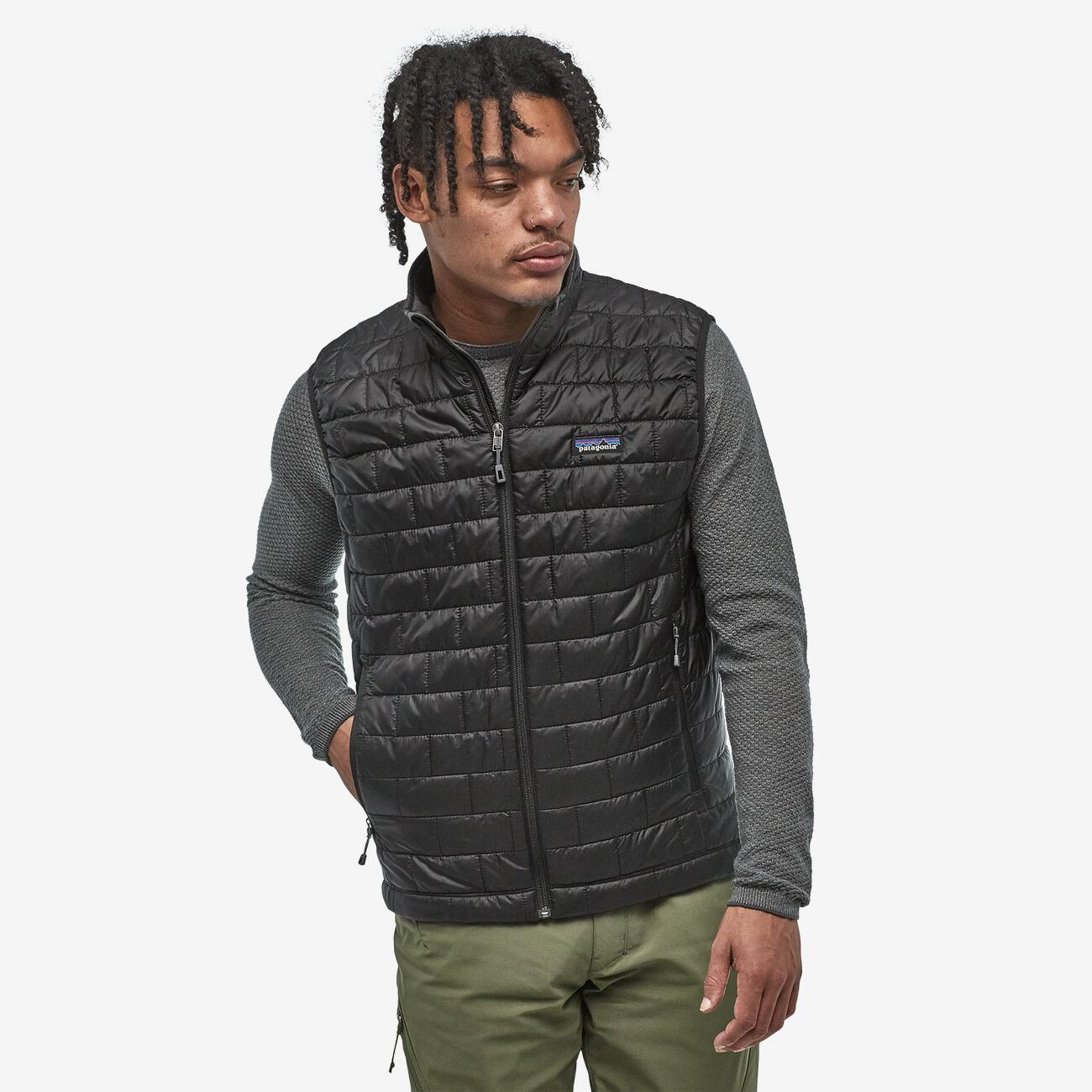 Ethical Workwear - Sustainable Corporate Clothing - Patagonia Nano Puff Vest