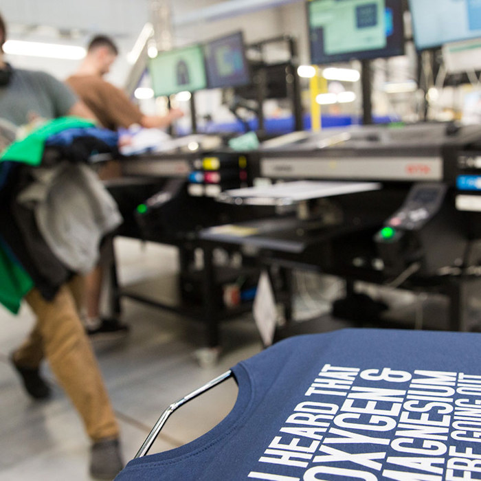 T-Shirt Printing Tips - How to Keep the Cost Down - DTG