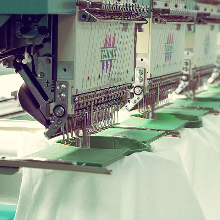 T-Shirt Printing Tips - How to Keep the Cost Down - Embroidery