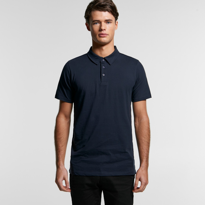Ethical Workwear - Sustainable Corporate Clothing - AS Colour Chad Polo