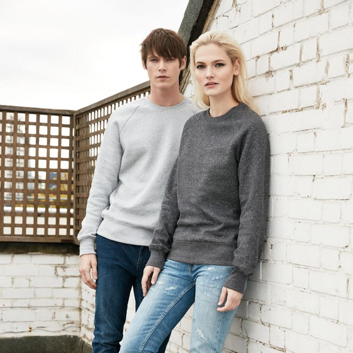 Ethical Workwear - Sustainable Corporate Clothing - Earth Positive Sweatshirt