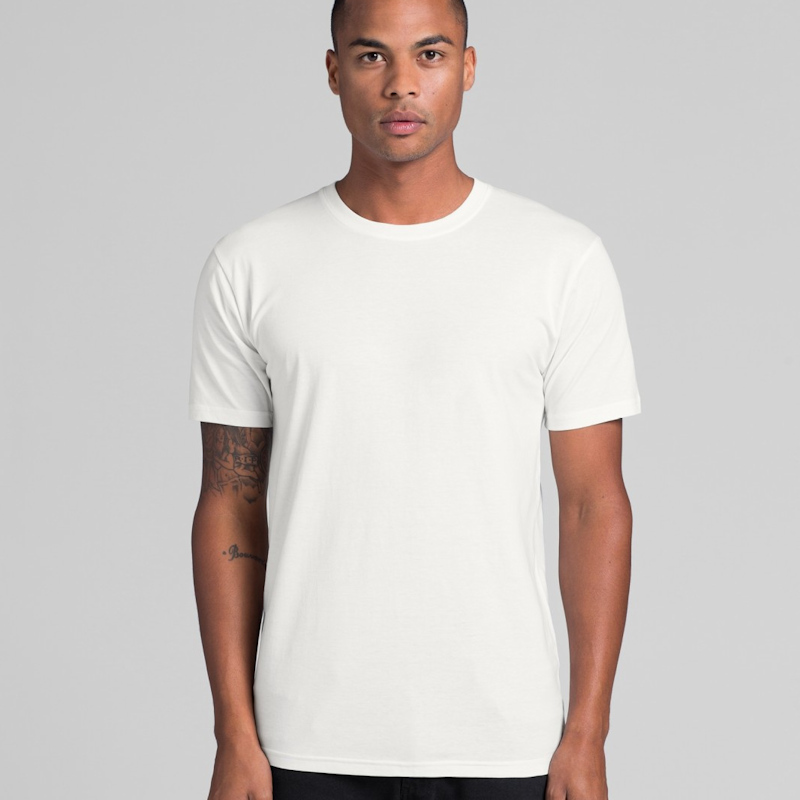 9 of the Best White T-Shirts in UK T-Shirt Printing - As Colour 5005