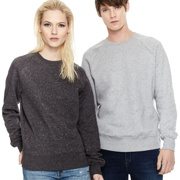 Continental Clothing - Blank Merchandise Supplier Spotlight - Earth Positive Sweatshirts