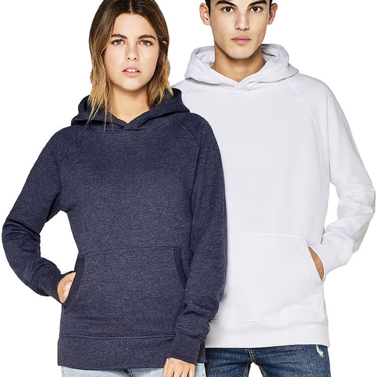 Continental Clothing - Blank Merchandise Supplier Spotlight - Salvage Hoodies