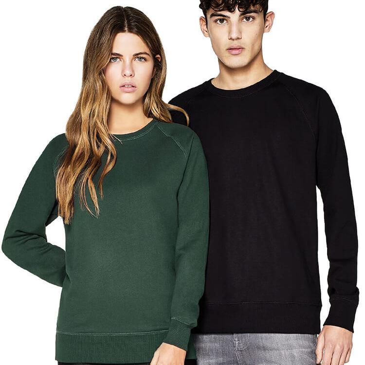Continental Clothing - Blank Merchandise Supplier Spotlight - Salvage Sweatshirts