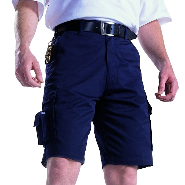 Choosing the Best Shorts for Printing and Embroidery - Dickies Redhawk