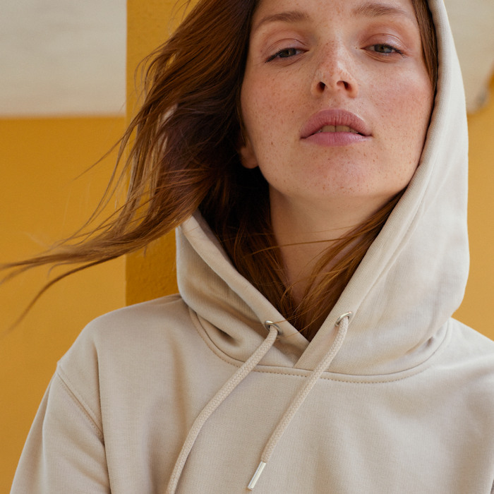Stanley Stella officially top sustainable clothing brands - pullover hoodies