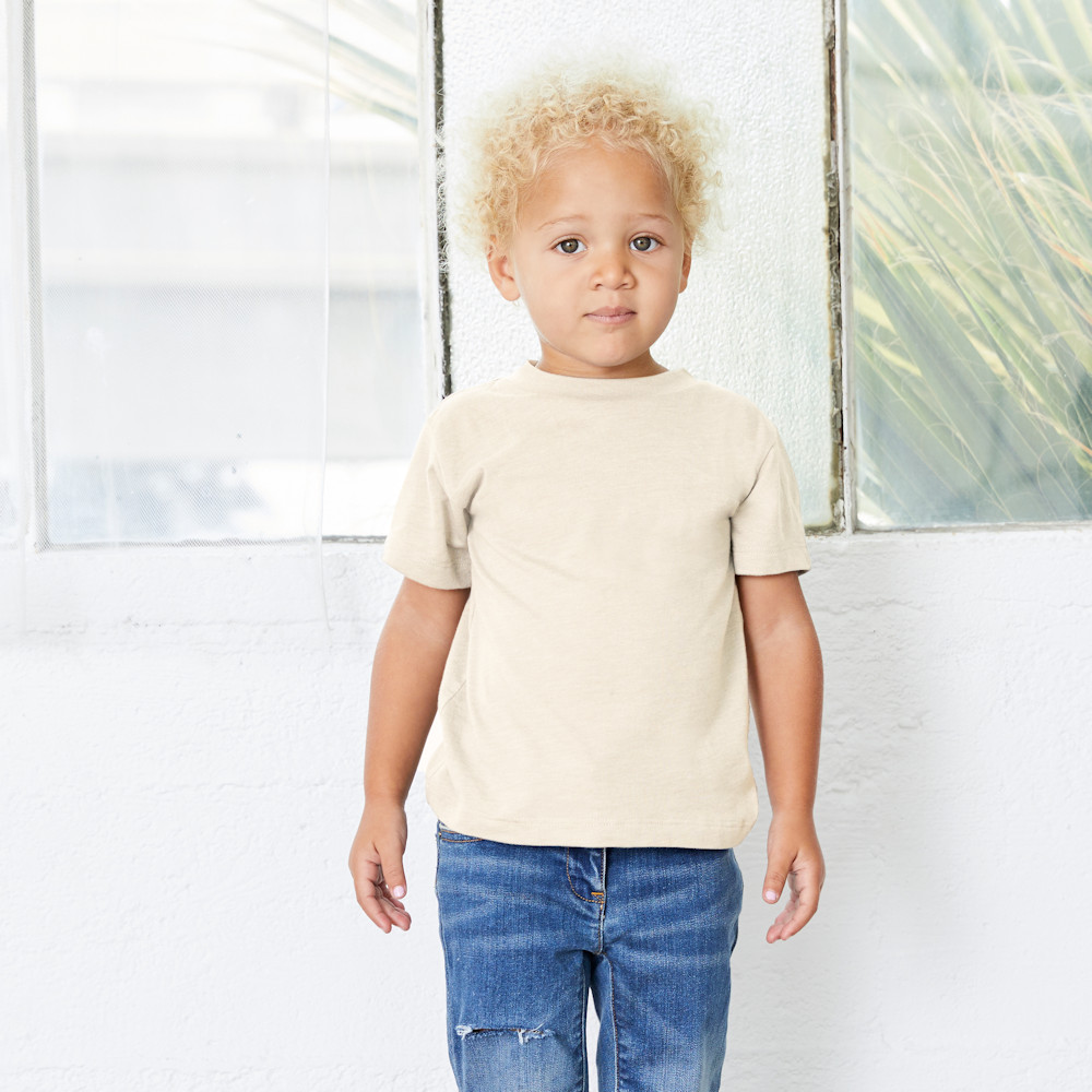 bella canvas 3001t toddler jersey t-shirt