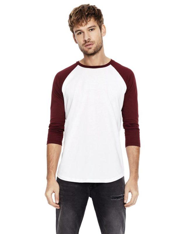 Men's unisex baseball t-shirt EP22.