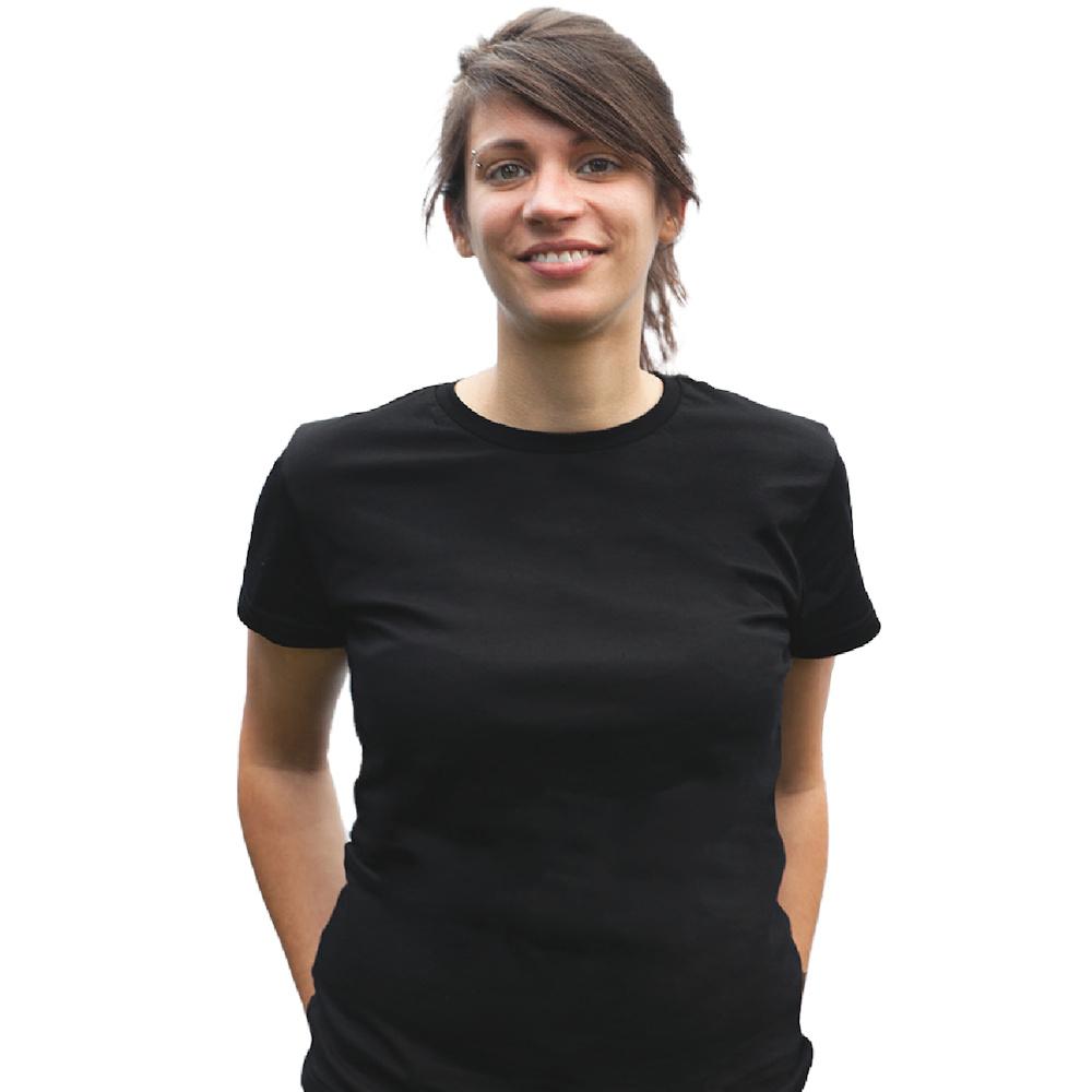 No Sweat Women's Organic Cotton T-Shirt