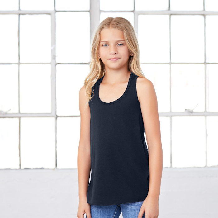 Bella and Canvas at Fifth Column - Tanks for Girls