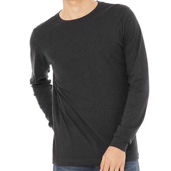 Bella Canvas unisex jersey long sleeve t-shirt 3501.
