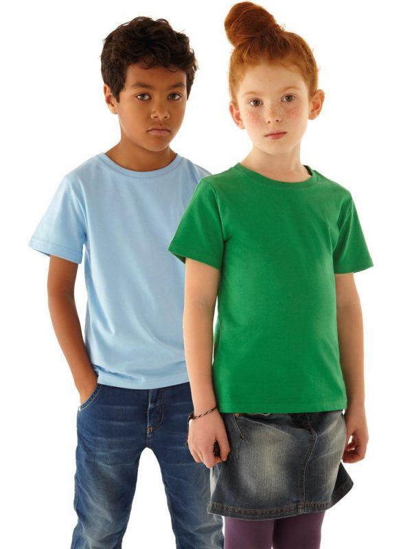 Earth Positive EPJ01 junior t-shirt at Fifth Column printers.