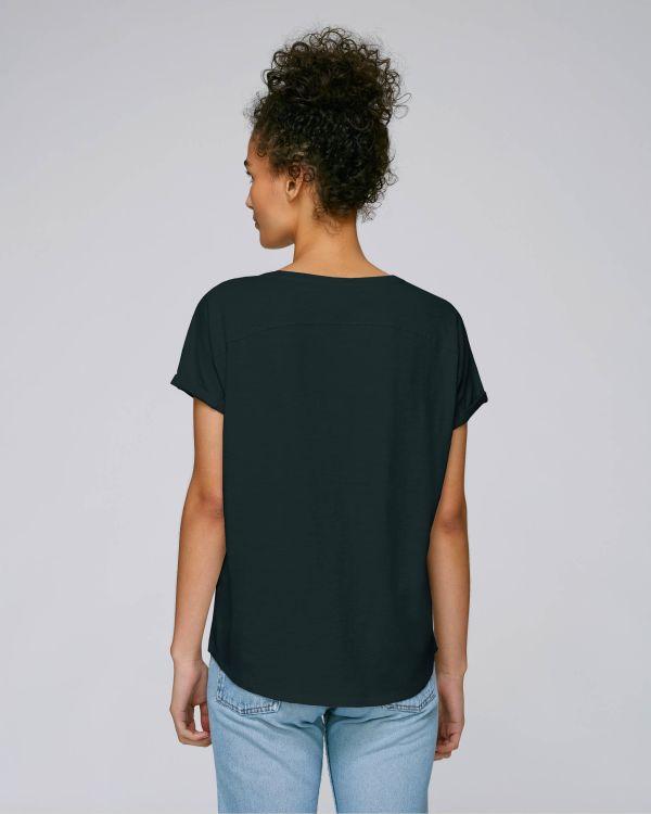 Stella Lazes tee, the women's loose t-shirt.