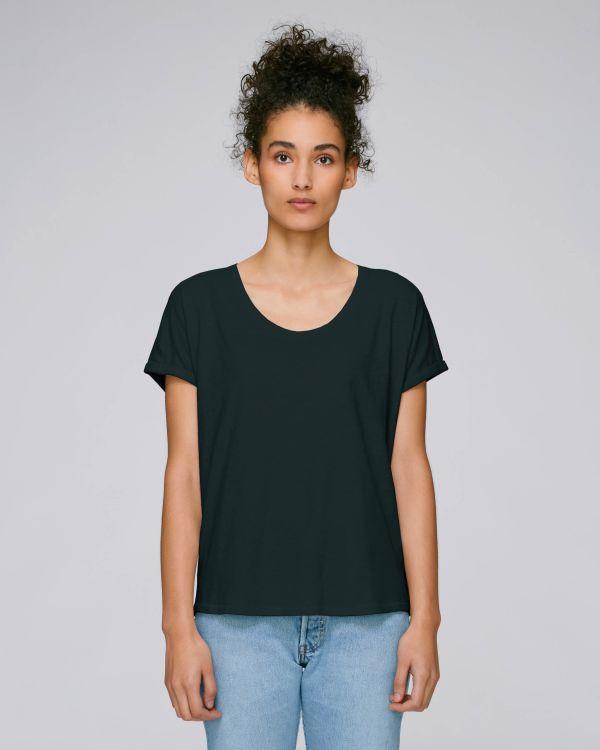 Stanley Stella Lazes womens t-shirt printing at Fifth Column UK.