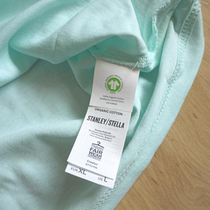 Review Stanley Stella Creator T-Shirt - organic