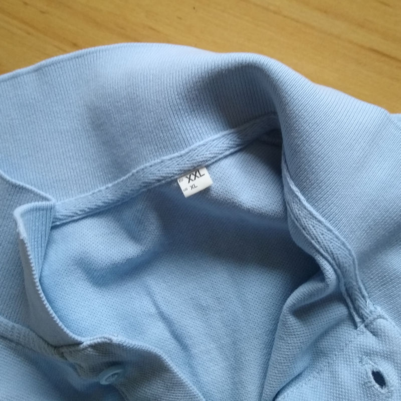 Review Stanley Stella Dedicator Polo Shirt - Rebranding