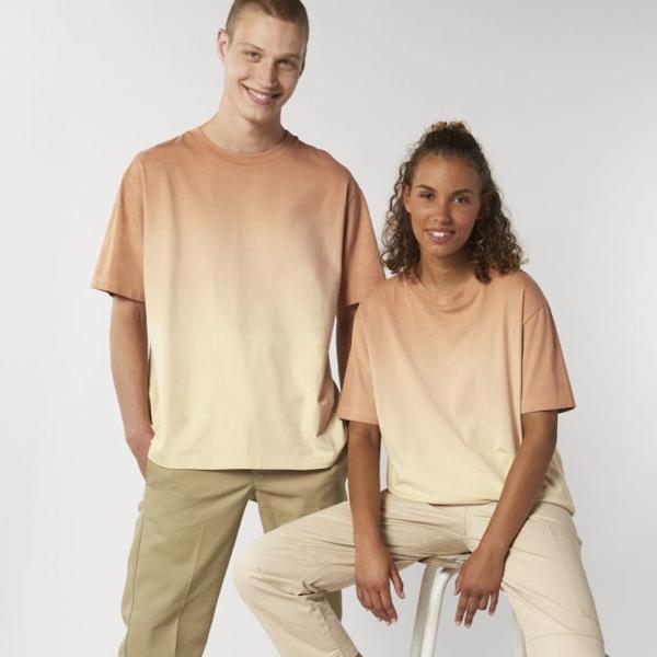 Stanley Stella Spring Summer 2021 Collection - Fuser Dip Dye T-Shirt