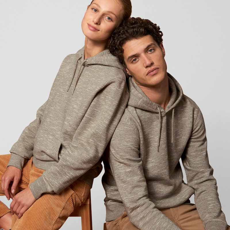 Organic Hoodies for Printing and Embroidery - Cruisaer Hoodie