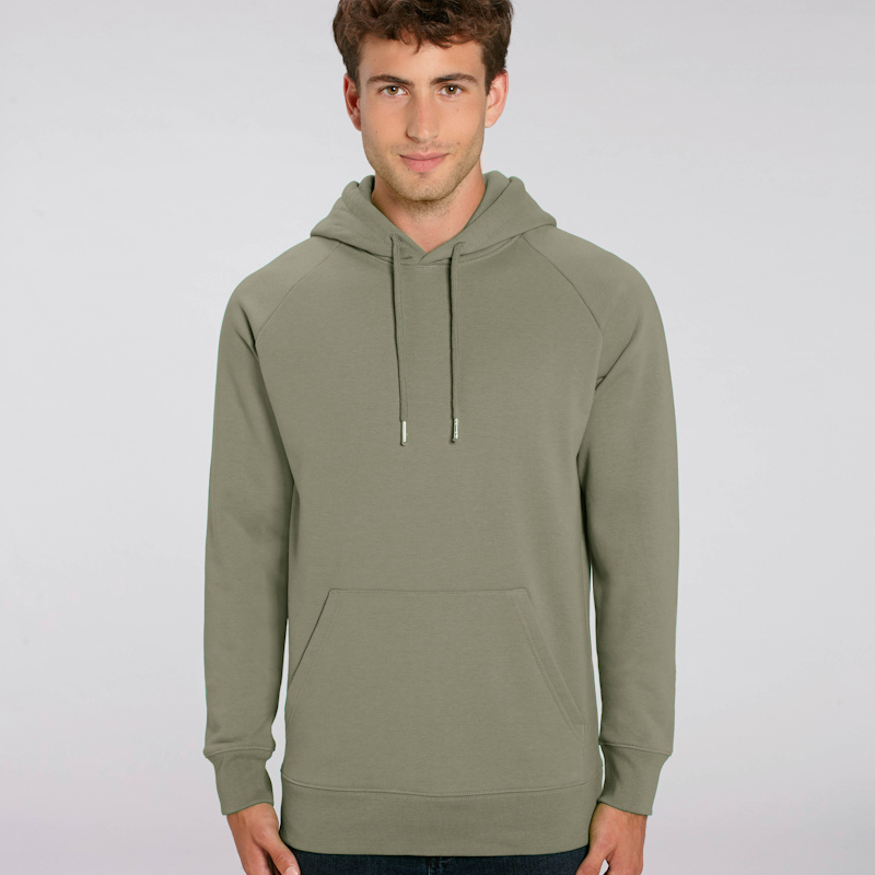 Organic Hoodies for Printing and Embroidery - Flyer Hoody